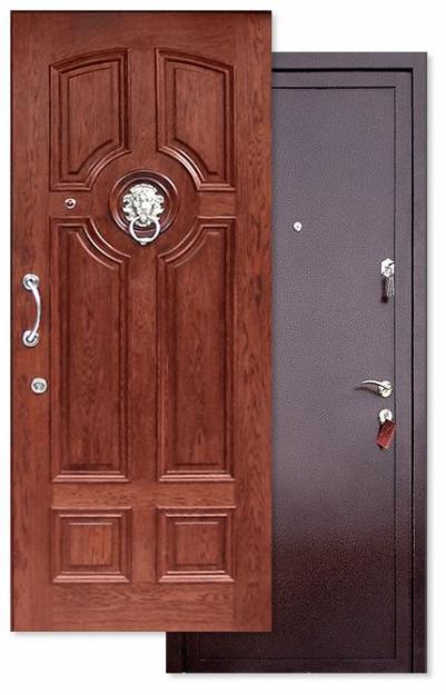 дверь на заказ с завода металлическая